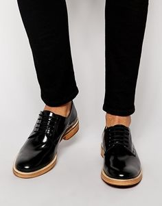 51ab7b54e04cb  ASOS Derby Shoes in Leather Derby Shoes