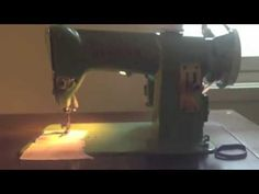 How to remove an old (totally stuck!) light bulb from an antique Singer 185 Sewing Machine – Lulu's Home Atelier