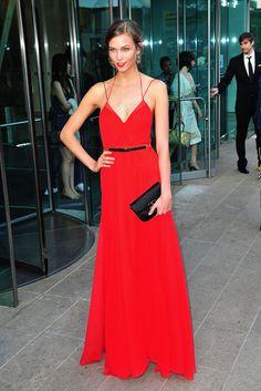 Karlie Kloss 2011 CFDA awards - Jason Wu's Leading Ladies: Five Years of Red-Carpet Highlights