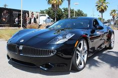 Fisker Price Tag | The Fisker Karma hybrid sports car.