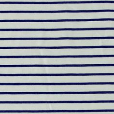 Sweatshirtstoff, Offwhite/Navy, Jaquard