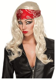 Lady Gaga Head Scarf Drag Fancy Dress Up Halloween Costume Accessory 3 COLORS