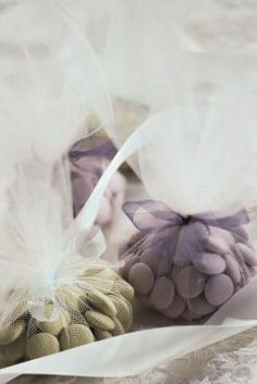 Keep tulle from bunching