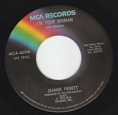"45vinylrecord I'm Your Woman/Your Memory's Comin On (7""/45 rpm) MCA http://www.amazon.com/dp/B00N40ETBY/ref=cm_sw_r_pi_dp_leMDvb1TAMCYM"
