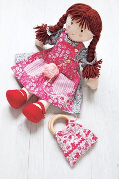 She wants me to make her,Super cute,pattern from...........http://www.bookdepository.com/My-Rag-Doll-Corinne-Crasbercu/9781446304846/?a_aid=aspoonfullofsugar.