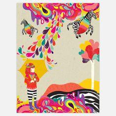 My flying zebra wall mural by Diela Maharanie Zebra Art, Photoshop, Cool Posters, Zebras, Find Art, Framed Artwork, New Art, Giclee Print, Illustration Art