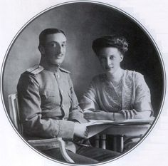https://flic.kr/p/tRGUKE | TT HH PRINCE AND PRINCESS BAGRATION MUKHRANSKI OF GEORGIA, KONSTANTIN BAGRATION AND TATJANA KONSTANTINOVNA ROMANOVA