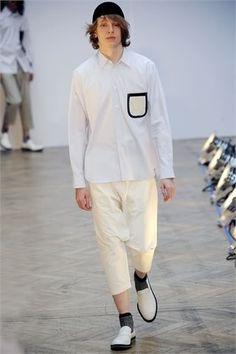 Comme des Garçons Homme Plus s/s 10 Paris. - StyleZeitgeist