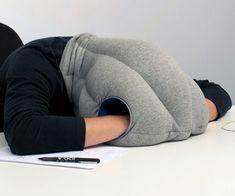 Ostrich Pillow | DudeIWantThat.com