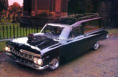 Caddy Hearse