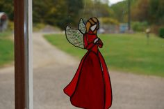 Hey, I found this really awesome Etsy listing at https://www.etsy.com/listing/291980653/stained-glass-angel