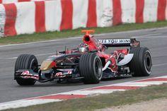 P19: Vitantonio Liuzzi (ITA) - Toro Rosso-Cosworth STR1 - 1 Point #motorsport #racing #f1 #formel1 #formula1 #formulaone #motor #sport #passion