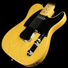 Butterscotch Blonde Tele!