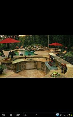 This would be amazing for backyard bbq's!