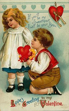 On valentine's day, we exchange valentine's day greeting cards. Here are some valentine cards including love cards, funny valentine cards and. Valentine Images, My Funny Valentine, Vintage Valentine Cards, Vintage Greeting Cards, Vintage Holiday, Valentine Day Cards, Vintage Postcards, Happy Valentines Day, Printable Valentine