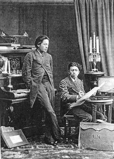 eight things cultured people do differently {Anton Chekhov with his older brother Nikolai in Anton Chekhov, Philippines Culture, Russian Literature, Good Readers, Writers And Poets, Youth Culture, Culture Shock, Pop Culture, Street Culture