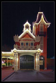 Main Street, USA Firehouse