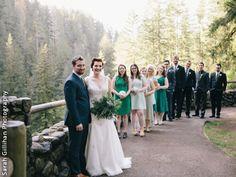Exchange Ballroom and Cascade Rooftop Portland Oregon Wedding Venues ...
