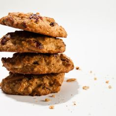 Almond-Cranberry Quinoa Cookies Recipe