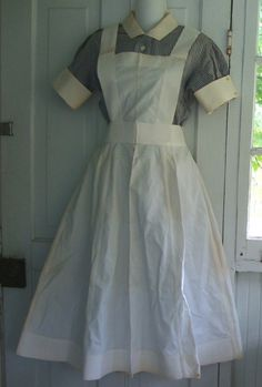 Old style nursing dress
