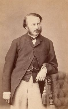 """Jean Gilbert Victor Fialin, duc de Persigny (11 Jan. 1808 – 12 Jan. 1872). French statesman of the Second Empire. Most loyal adherent of Emperor Napoleon III. Minister of the Interior, Senator, French Ambassador to the UK. Created a Duke in 1863. Napoleon III on the Duke: """"The Empress is a Legitimist, Morny is an Orleanist, Prince Napoleon is a Republican, and I myself am a Socialist. There is only one Bonapartist, Persigny - and he is mad!"""""""