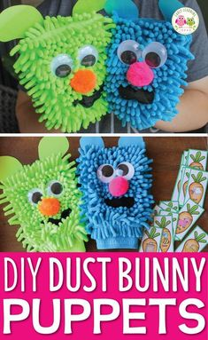 Make these silly rhyming puppets and use them for rhyming activities. Your kids will have so much fun that they won't realize they are learning. Perfect for literacy centers, ELA centers or literacy work stations, and circle time. Kindergarten Circle Time, Circle Time Activities, Rhyming Activities, Preschool Songs, Kindergarten Learning, Group Activities, Drama Activities, Learning Games, Literacy Work Stations