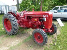 Vintage Danish build Bukh D30 tractor