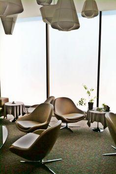 BoConcept Veneto chairs in Grace Restaurant, Chicago
