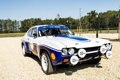Ford- Capri RS 2600 Rally-1970