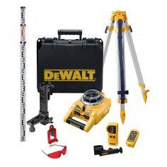 Dewalt DW075PK Şarjlı Lazer Distomat