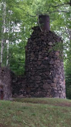 Delaware Mine Ruins