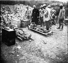 L'attaque du 17 juillet 1917 sur la cote 304. – ECPAD