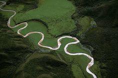 Amazing aerial series