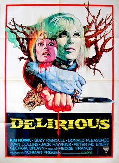 """Delirious (1973) aka """"Tales That Witness Madness"""""""
