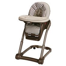 Graco Blossom 4-in-1 High Chair - Antiquity Wish I could have this High chair for my son!
