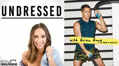 Undressed podcast with Brian Boye about men's health