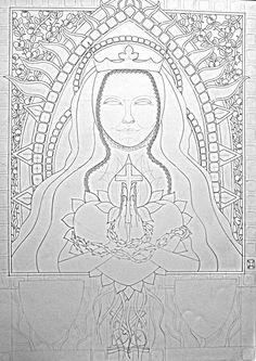 Female, Paper Board