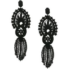 Gucci Beaded clip-on earrings IJl3d52rB