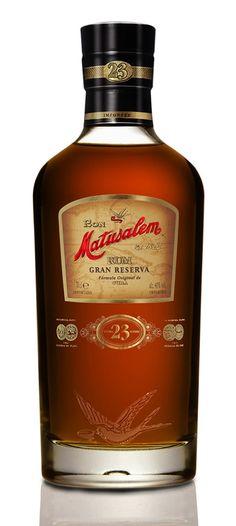 Matusalem Rum - 23 Anos.