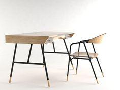 Holst Desk on Furniture Served