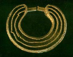 Arracada de Burela (Lugo), séculos I-III d.C.