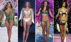 Ángeles de Victoria's Secret: antes y ahora