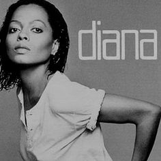 Diana Ross LP Cover