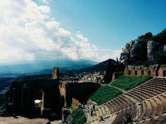 Taormina 🌞 #sicily Sicily