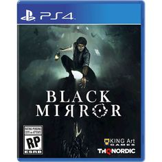 Just added to PlayStation 4 on Best Buy : Black Mirror - PlayStation 4
