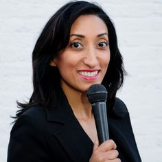 On the Mic Edinburgh podcast: Shazia Mirza takes The Stand