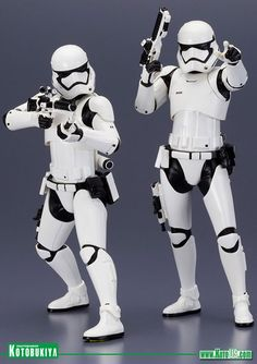 Kotobukiya Star Wars First Order Stromtrooper Two Pack
