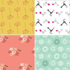 this site offers you free printable gift wrapping, matching cards and gift tags. you can also use these bright patterns to line envelopes or as a background for stationery… the possibilities are truly endless!