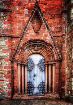 St. Magnus Cathedral - Kirkwall, Orkney Islands, Scotland