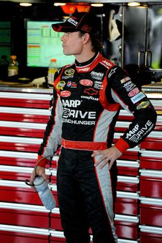 Jeff Gordon Photo - Charlotte Motor Speedway - Day 3